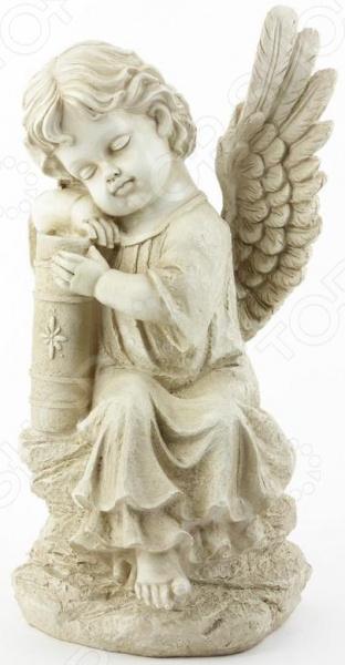 Фигурка декоративная Patricia «Ангел с книгой» IM13-0009