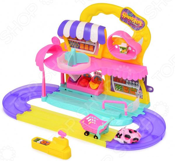 Игровой набор с фигурками 1 Toy «Хома Дома. Супермаркет»