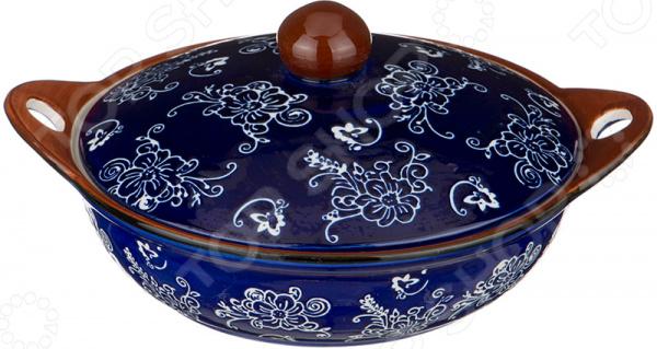 Блюдо для запекания с крышкой Agness 536-159 блюдо agness 546 055