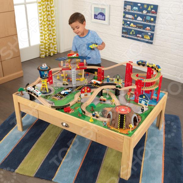 Набор игровой для мальчика KidKraft «Аэропорт Экспресс»