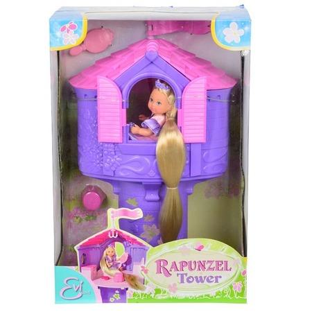 Купить Кукла с аксессуарами Simba «Еви с длинными волосами в сказочной башне»