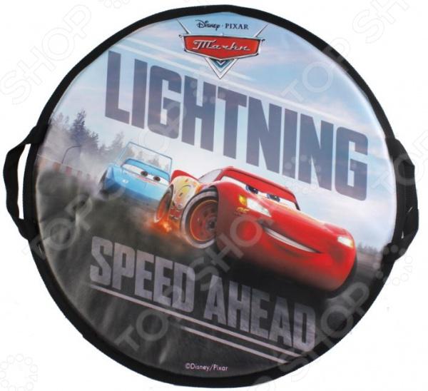 Ледянка круглая Disney «Тачки» Т14009 цена