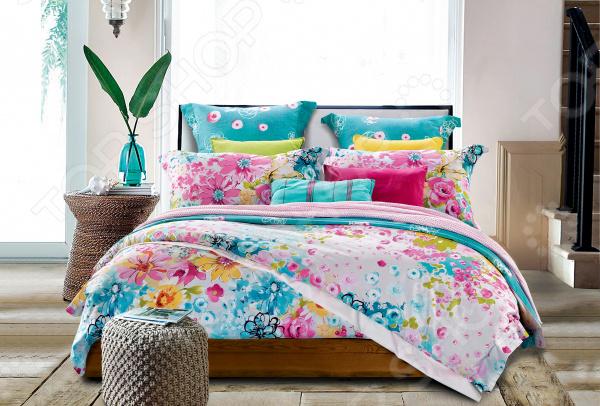 Комплект постельного белья La Vanille 598. 1,5-спальный