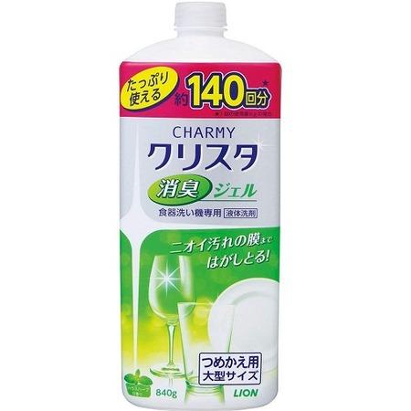Купить Жидкое средство для посудомоечных машин Lion Charmy с мятно-цитрусовым ароматом