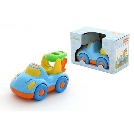 Купить Машинка игрушечная POLESIE «Дружок. Эвакуатор»