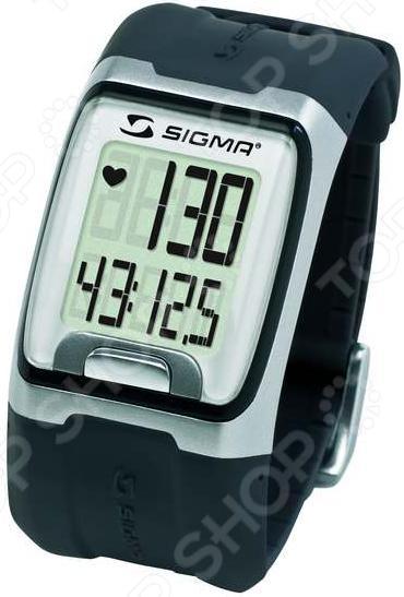 Пульсометр Sigma 23110 РС 3.11 Black