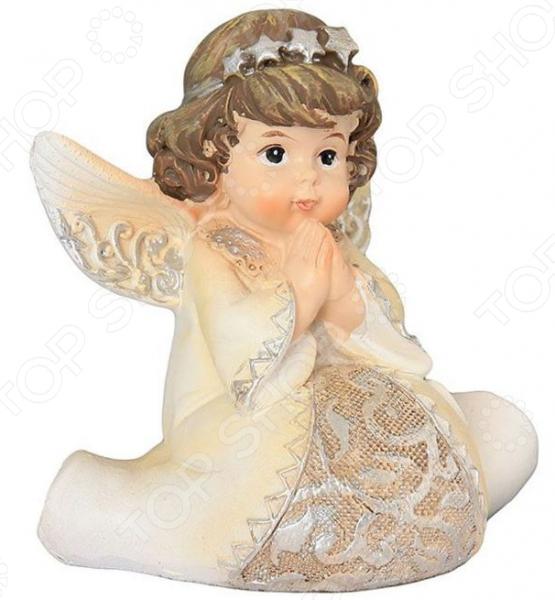 Фигурка декоративная Elan Gallery «Ангел со звездами»