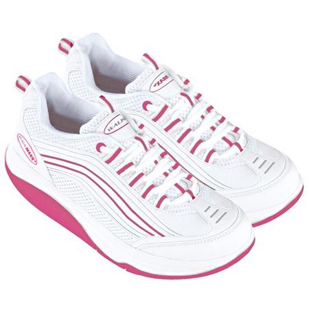 Купить Кроссовки Walkmaxx женские. Цвет: бело-розовый