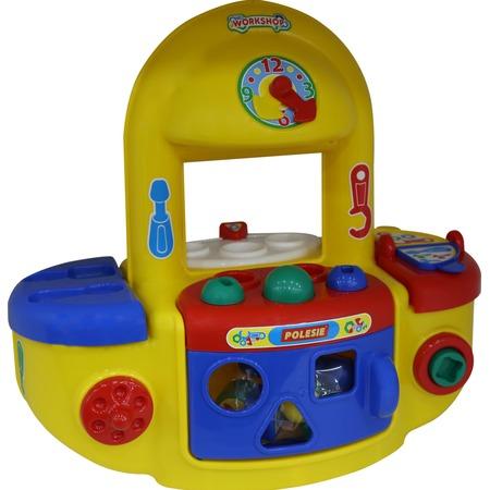 Купить Игровой набор для мальчика Palau Toys «Мастерская» в пакете