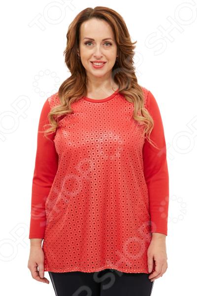 Туника Pretty Woman «Санта-Мария». Цвет: красный