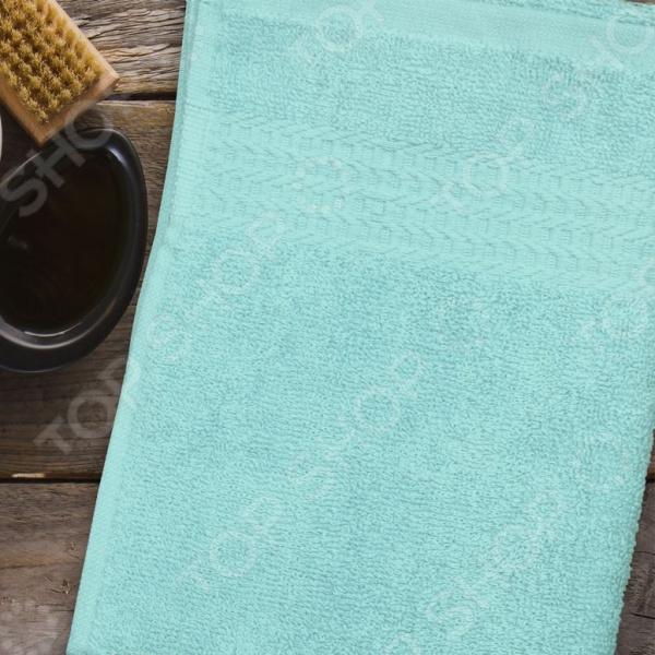 Полотенце махровое Amore Mio AST Classic. Цвет: ментоловый полотенце махровое amore mio ast classic цвет малиновый
