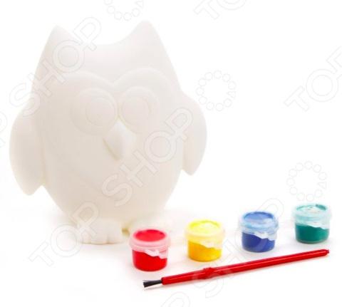 Набор для росписи копилки Color Puppy «Сова»