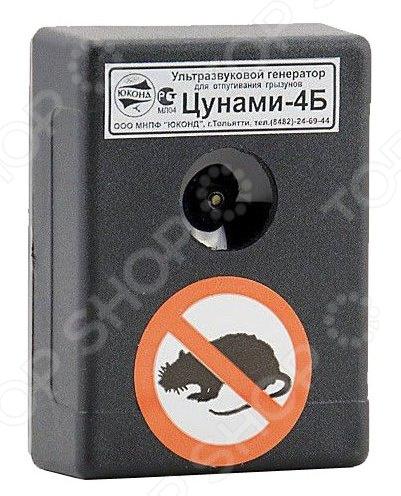 Отпугиватель грызунов Цунами-4Б