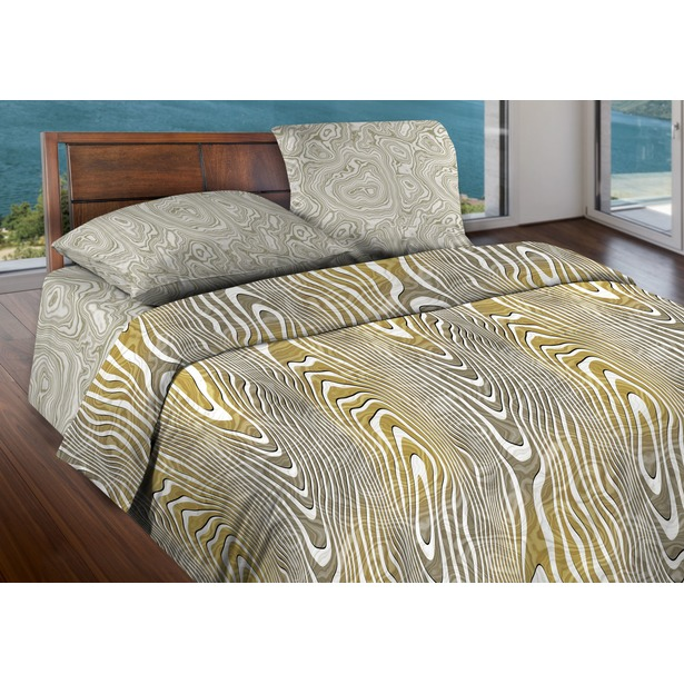 фото Комплект постельного белья Wenge Agate. 1,5-спальный