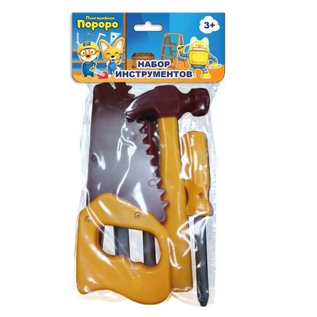 Купить Набор инструментов игровой 1 Toy с хедером «Пингвиненок Пороро» Т58823