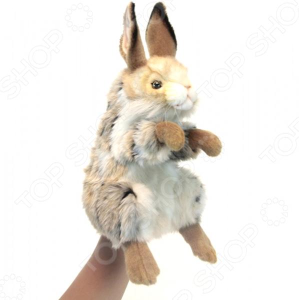 Мягкая игрушка на руку Hansa «Заяц» Мягкая игрушка на руку Hansa «Заяц» /