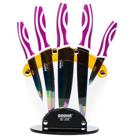 Купить Набор ножей Bekker De Luxe BK-8427