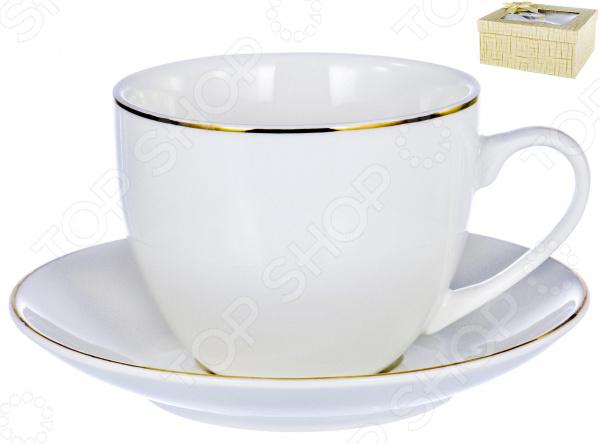 Чайная пара OlAff «Грация» 01014 цена 2017