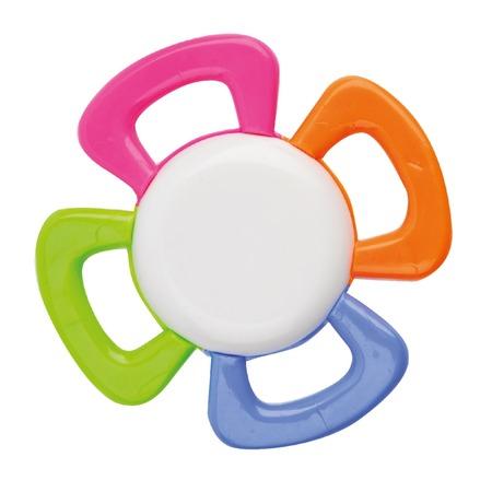 Купить Игрушка-прорезыватель Курносики «Цветик-семицветик»