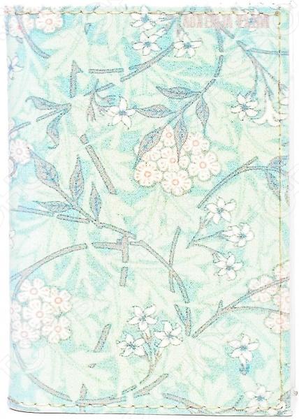 Визитница Mitya Veselkov «Розовые цветы» невидимка для волос funny bunny розовые цветы 2 шт