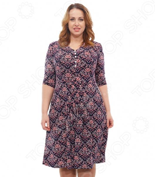 Платье LORICCI «Римини». Цвет: брусничный шапки loricci комплект шапка снуд