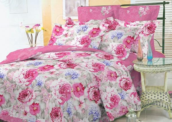 Комплект постельного белья La Noche Del Amor А-677. 2-спальный