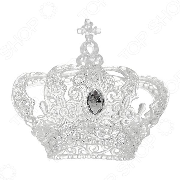 Елочное украшение Crystal Deco «Корона 3D»