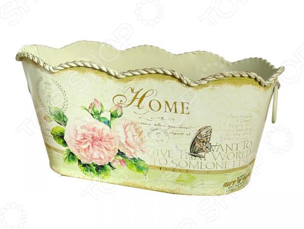 Корзинка декоративная Gift'n'home «Уютный дом»