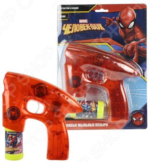 Набор для пускания мыльных пузырей 1 Toy Marvel Spiderman