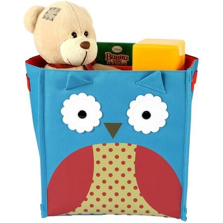 Купить Короб для хранения игрушек Bradex «Сова»