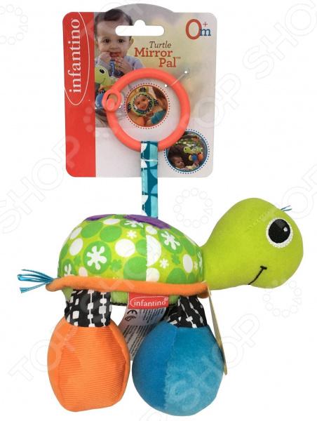Игрушка подвесная Infantino «Черепашка»