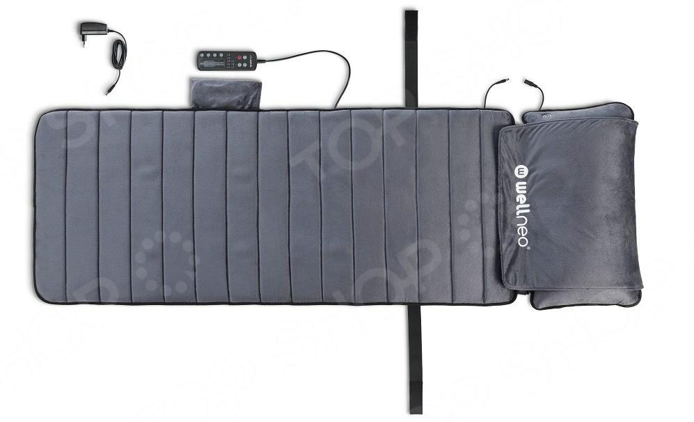 Массажный коврик Wellneo 3 в 1 7