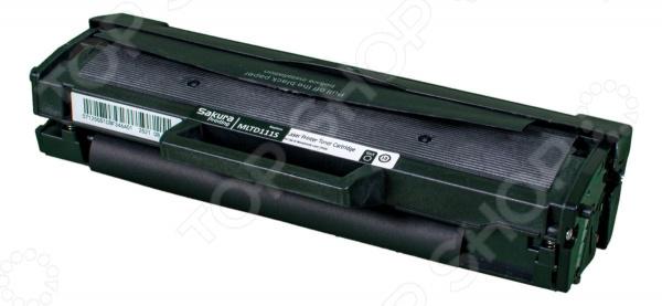 Картридж Sakura MLTD111S для Samsung Xpress SL-M2020/2020W/M2022/2022W/M2070/2070W картридж galaprint gp mlt d111l для samsung xpress m2020 m2022 m2070 1800k