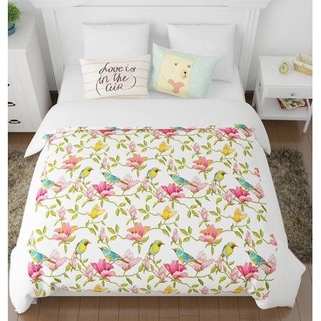 Купить Комплект постельного белья Сирень «Мелодия любви»