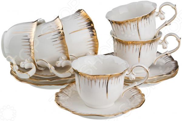Чайный набор Lefard «Цветочная симфония» 590-004 чайный набор lefard цветочная симфония 590 004
