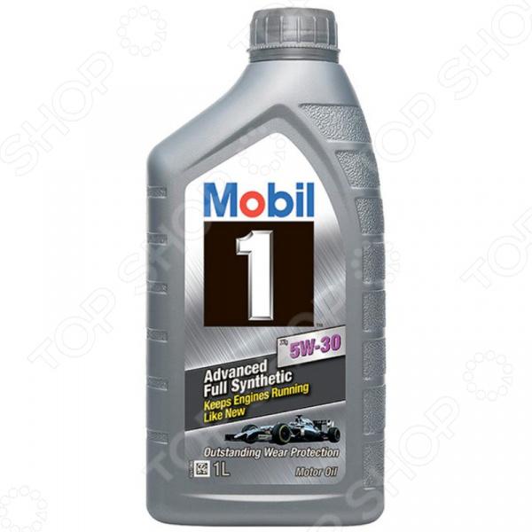 Масло моторное синтетическое Mobil 5W30 mobil 1 esp formula 5w30