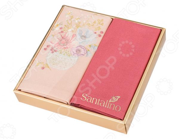 Набор салфеток Santalino «Букетик» 850-453-16