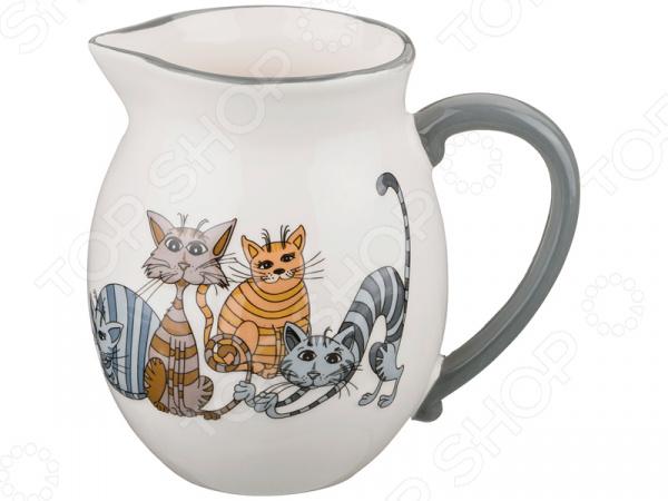 Кувшин Lefard «Озорные коты» 188-119 кувшин lefard сура