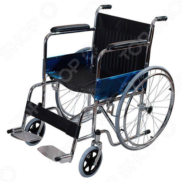 Кресло-коляска Amrus Enterprises AMRW18P-EL кресло туалет amrus enterprises amcb6806
