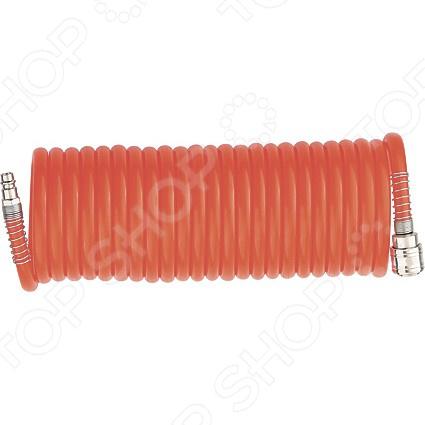 Шланг спиральный воздушный Stels с быстросъемными соединениями