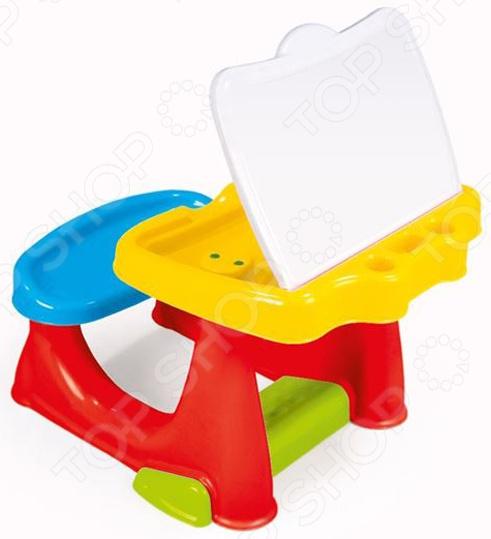 Парта со скамейкой Dolu и открывающейся столешницей
