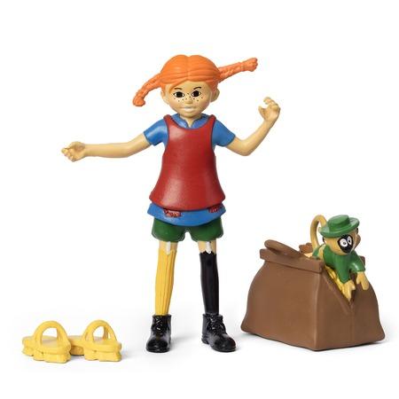 Купить Набор кукол Micki «Пеппи и Обезьянка»