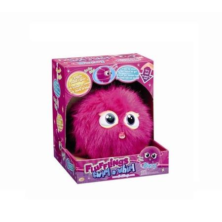 Купить Мягкая игрушка интерактивная Vivid Лохматыш «Крутишка и вертишка Диззи»