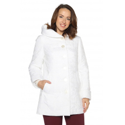 Куртка PitGakoff «Теплое дыхание». Цвет: белый