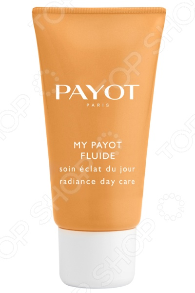 Средство-флюид дневное для улучшения цвета лица Payot с активными растительными экстрактами