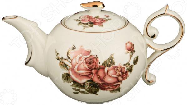 Чайник заварочный Lefard «Корейская роза» 85-1115