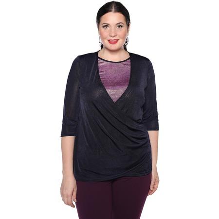 Купить Блуза VEAS «Пылкое сердце». Цвет: синий