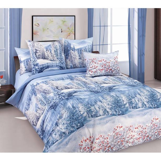 Комплект постельного белья Белиссимо «Зима»