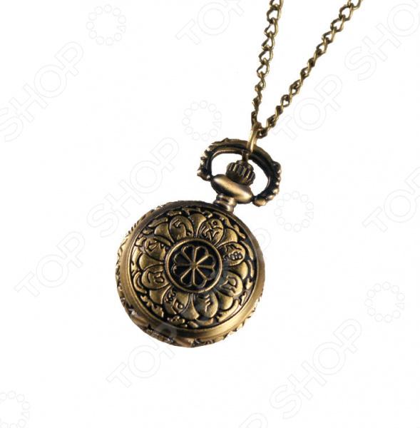 Кулон-часы Mitya Veselkov «Тибетский лотос» тибетский масиф с родословной
