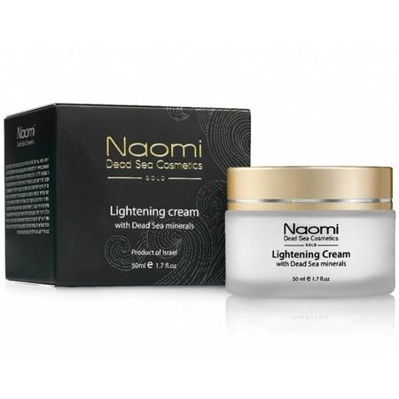 Купить Крем для лица осветляющий Naomi with Dead Sea minerals